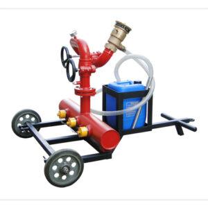 equipos moviles MONITOR MONTADO EN CARRO siscoin seguridad industrial