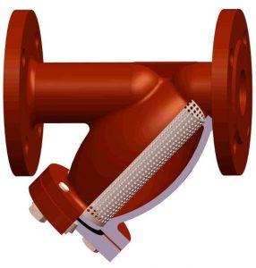 valvulas VALVULAS EN Y siscoin, filtro en Y, valvulas UL-FM, Red contra incendios, sistemas contra incendios,