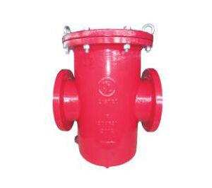 filtro tipo cesta, filtro tipo canastilla, válvulas UL-FM, redes contra incendios, filtro,