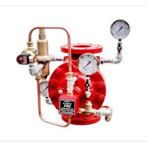 valvula reductora de precion, valvula de diluvio, sistemas contra incendios, valvulas ul-fm, valvula reductora de precion, sistemas de espuma.